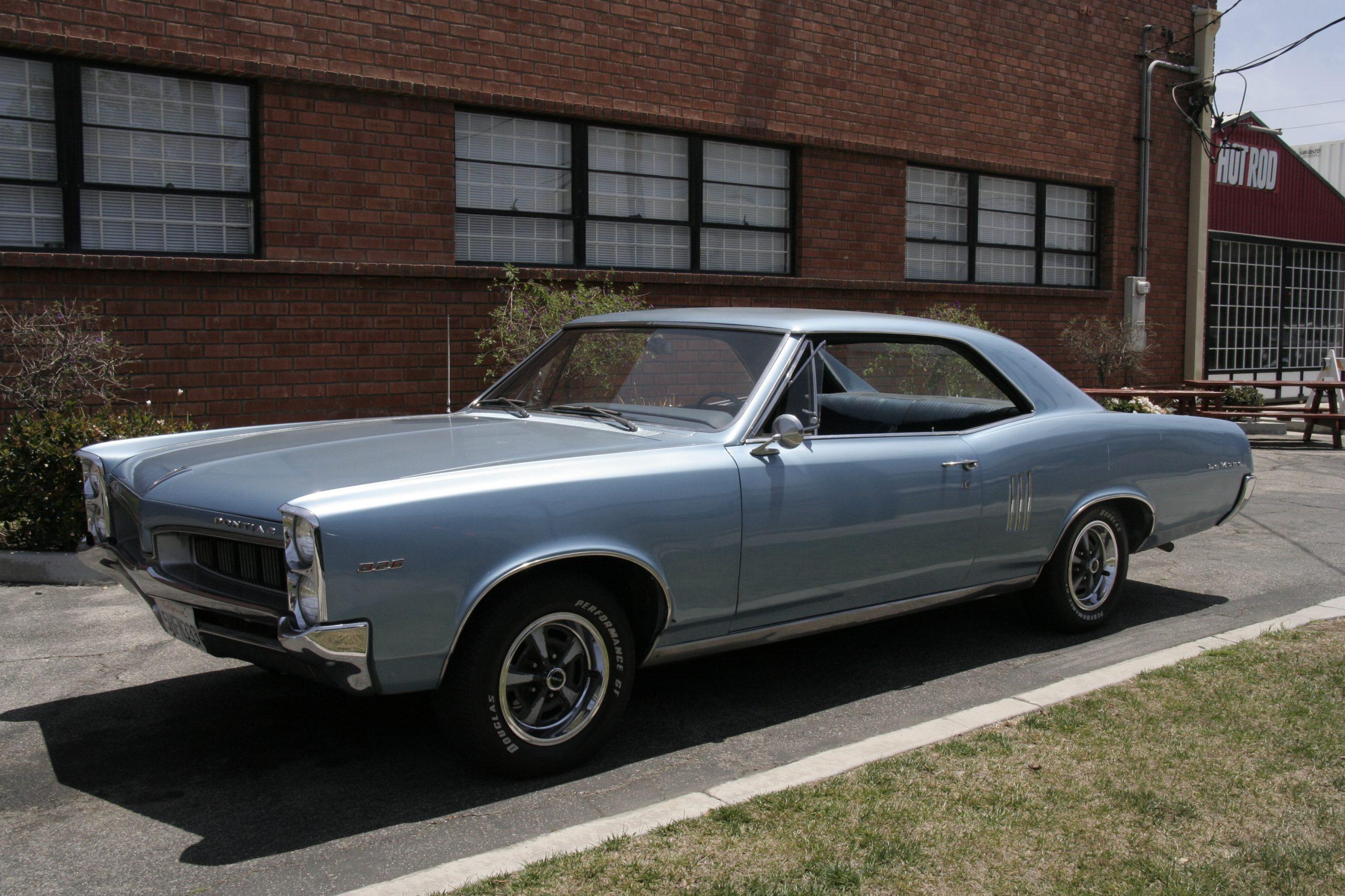 1967 Pontiac LeMans for rent