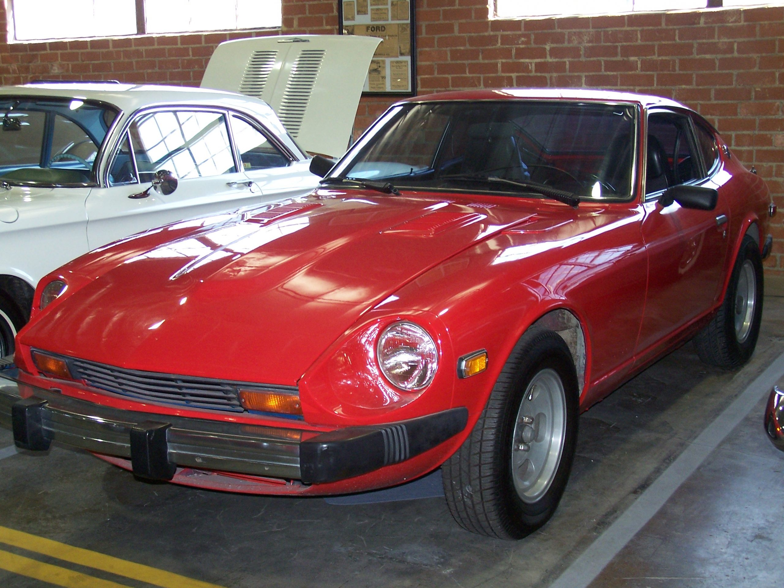 1977 Datsun for rent