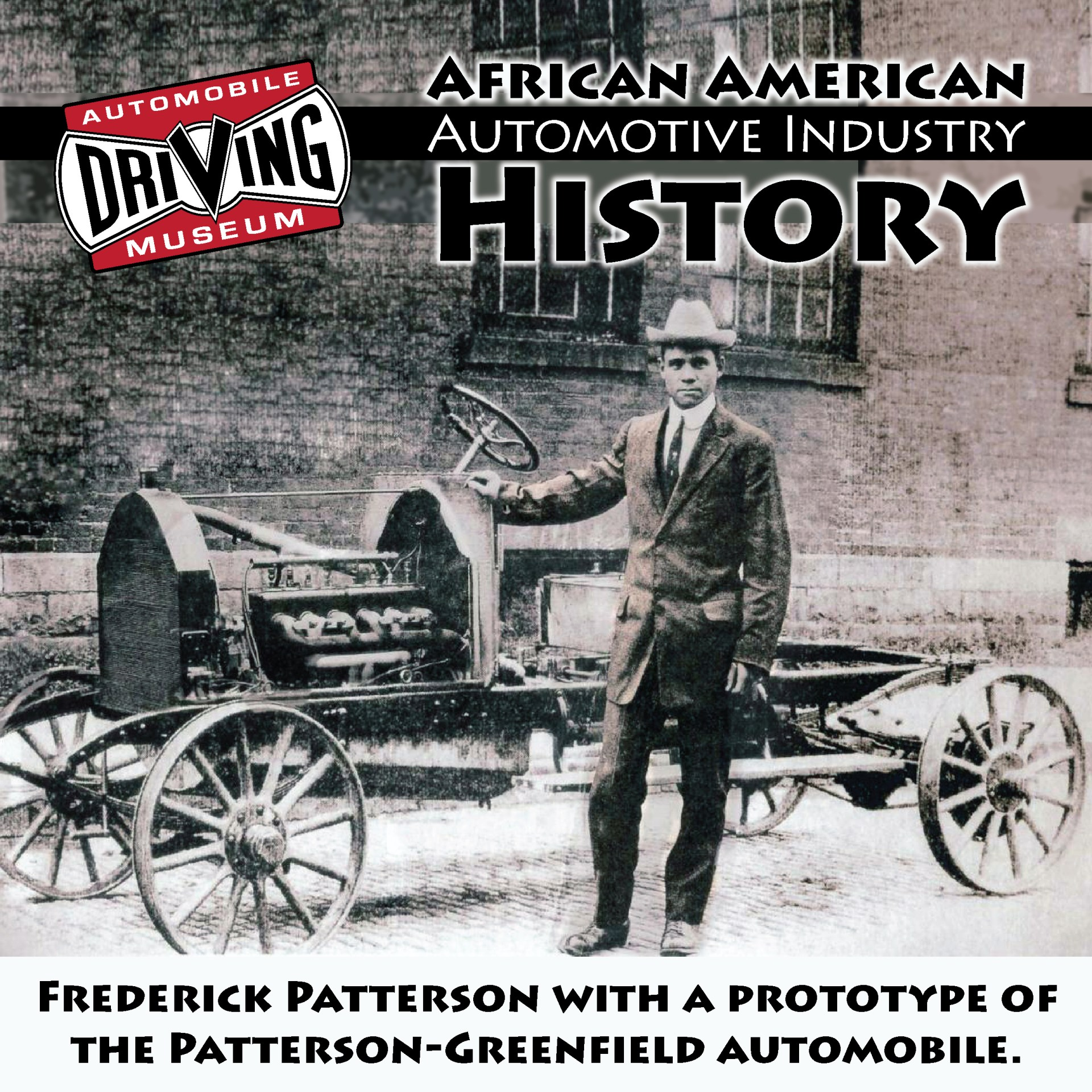 Fredrick Patterson Black History Month
