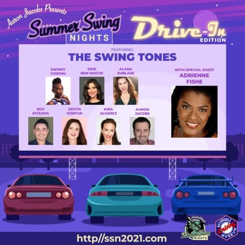 Summer Swing Nights El Camino College