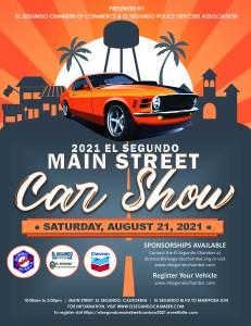 Main Street Car Show 2021