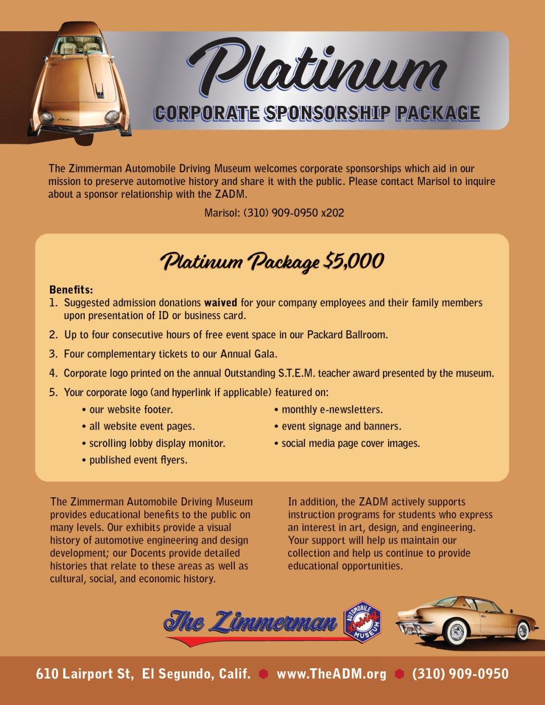 Platinum Corporate Sponsorship Package one Sheets v2-01