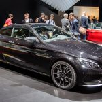 2017 Mercedes Amg C43 Coupe Joins Sedan With 362 Hp V 6 Engine