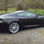 The Aston Martin Db9 Gt And The Incoming Db11