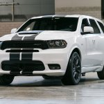 2018 Dodge Durango R T And Srt Gets Stripes And More Mopar Performance Goodies