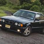 Through The Years 1989 1995 Bmw 5 Series E34