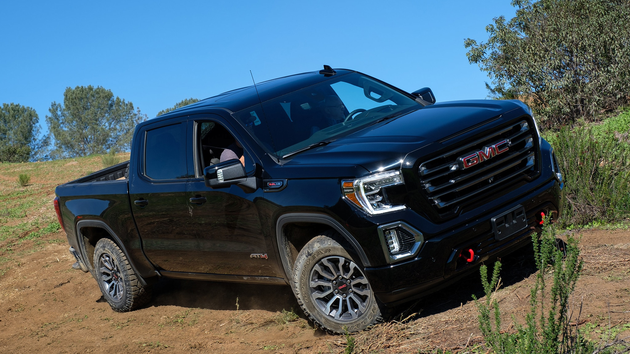 the gmc sierra at4 is the best reason