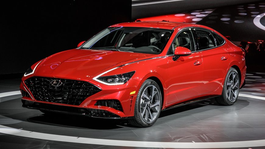 A Hyundai Sonata N Line Is Coming with at Least 275 HP