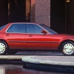 The Acura Vigor Was Way Weirder Than You Remember