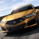 All New 2021 Acura Tlx Type S Get Serious About Fun