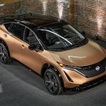 Up Close The 2022 Nissan Ariya Is Nissan S Electric Car Turning Point