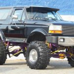 No 2021 Ford Bronco Will Be As Righteously 90s As This One