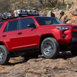 Meet The 2020 Toyota 4runner Venture Edition And Its Standard Roof Basket