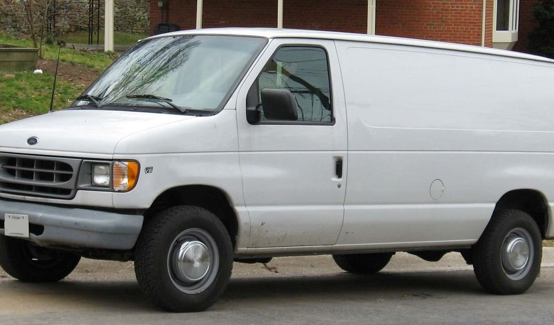 How Shipping a Cargo Van Works