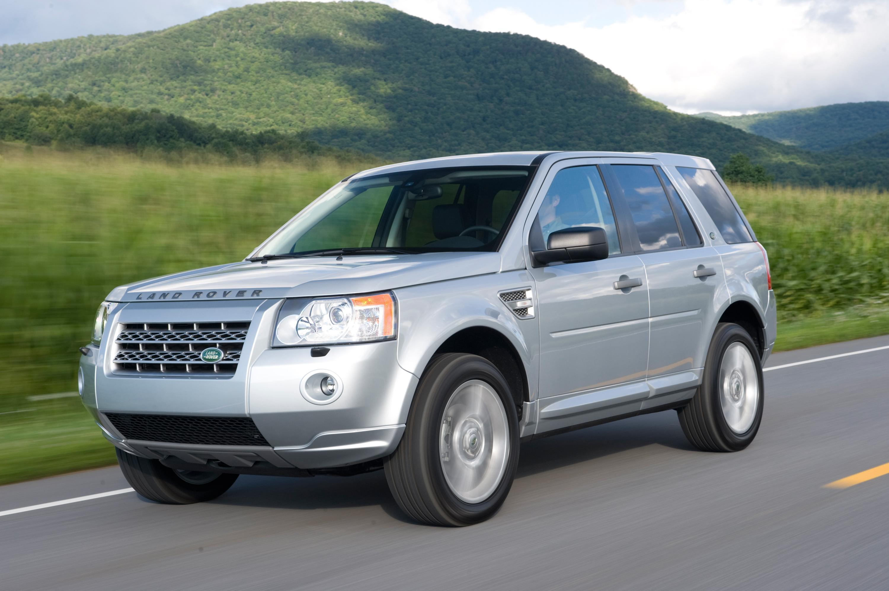2009 Land Rover LR2 HSE Picture