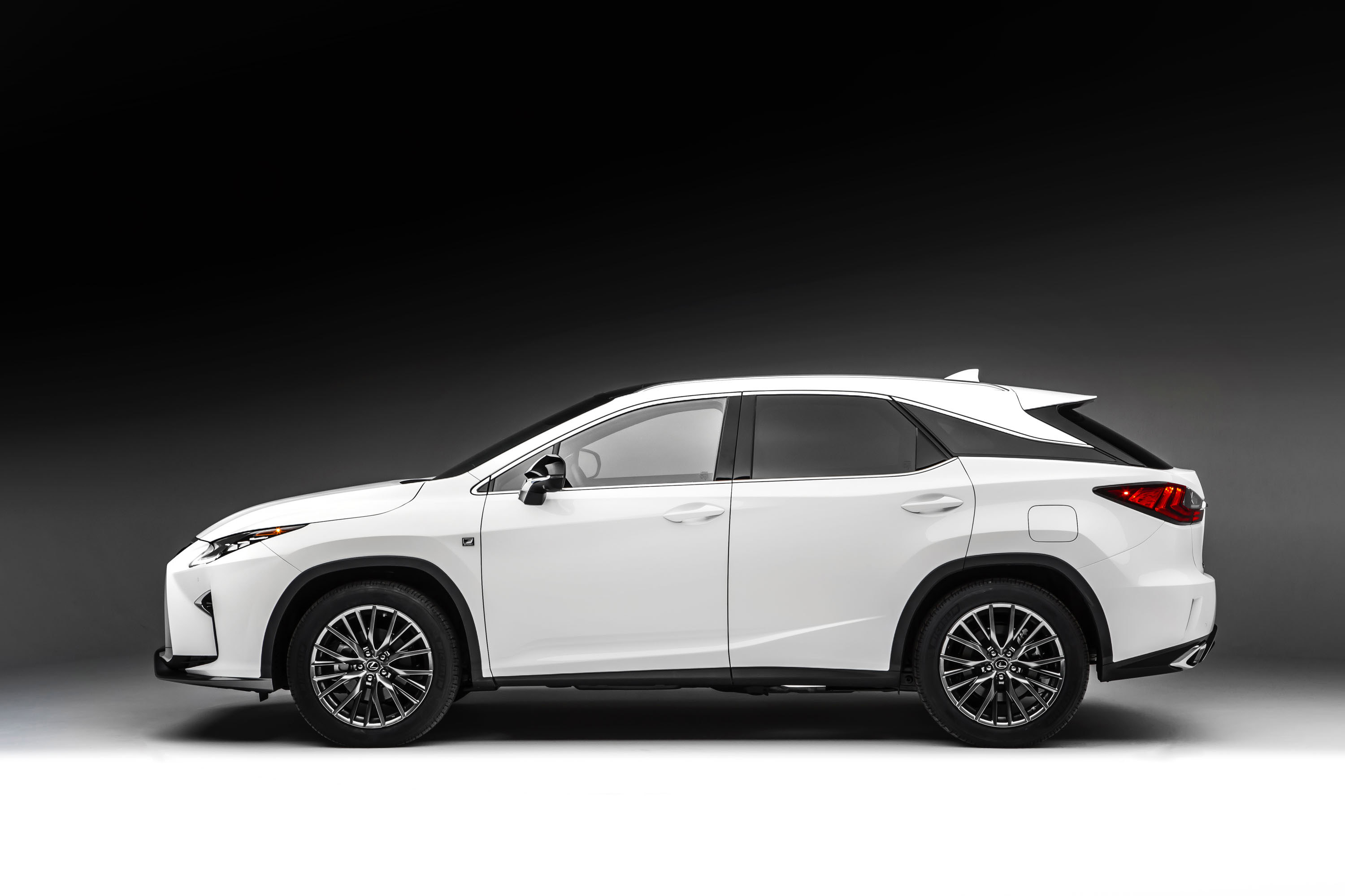 Lexus Launches Fourth Generation RX Including the New FWD RX 200t