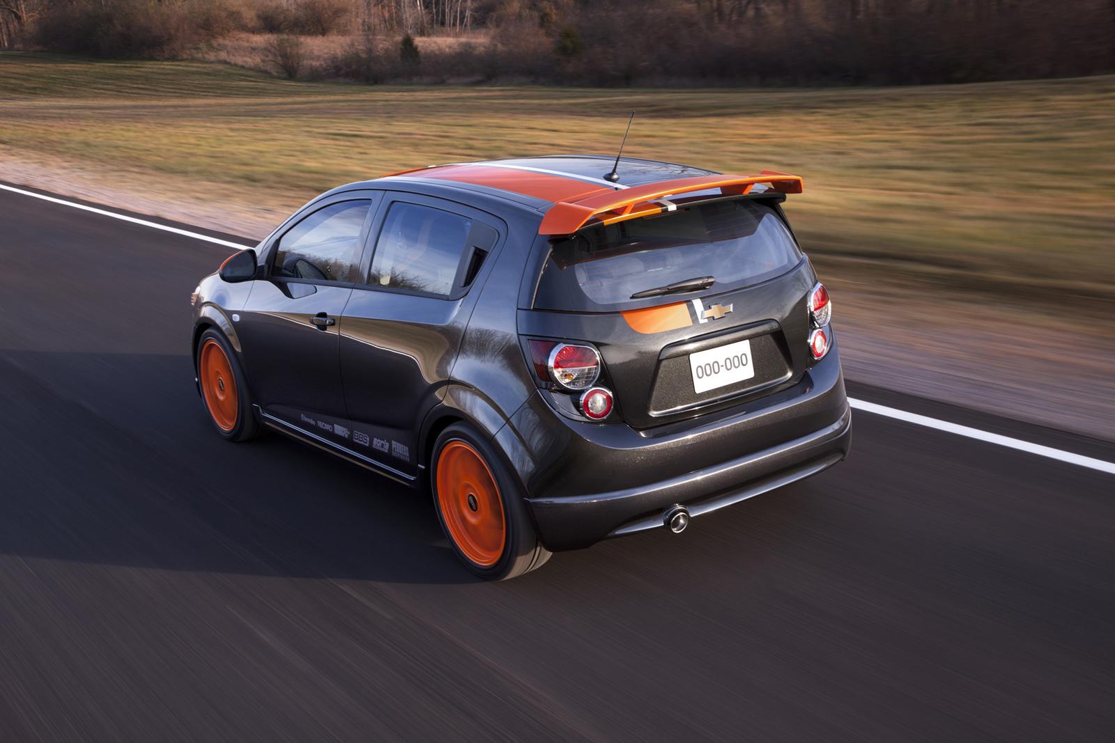 Chevrolet Sonic Z Spec Concept