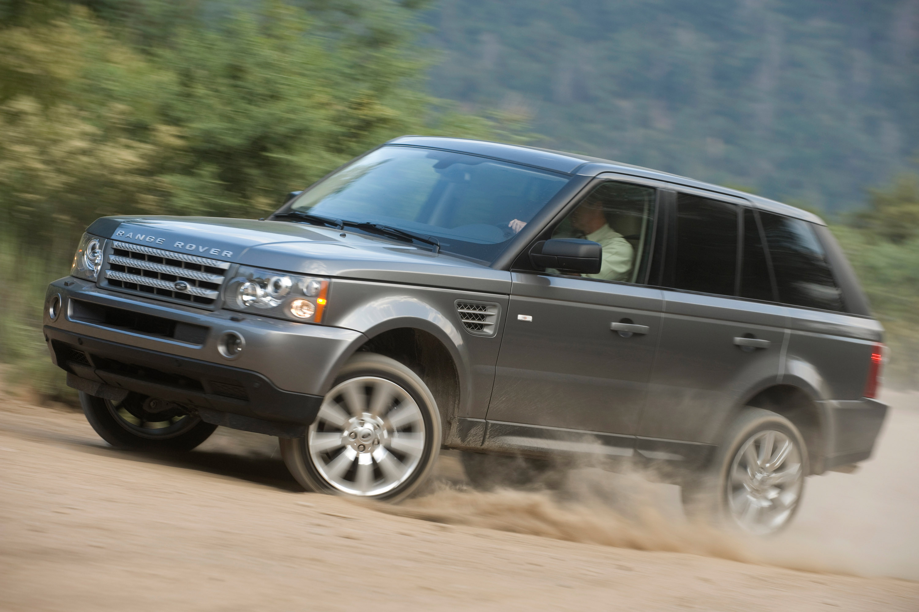 2009 Range Rover Sport Supercharged Picture