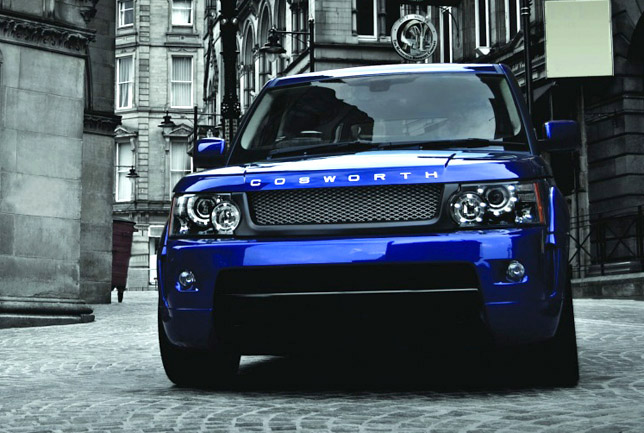 Project Kahn Rolls Out Cosworth Sport RS300 In Bali Blue