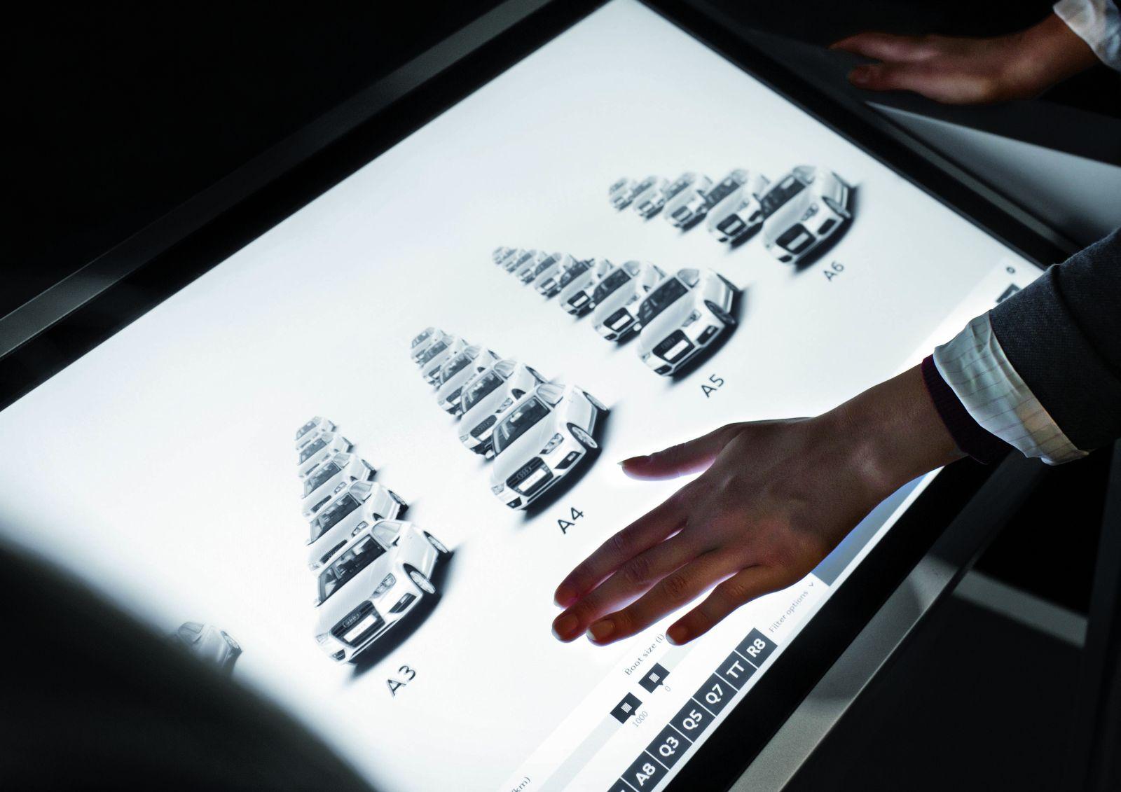das digitale Autohaus