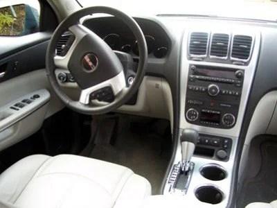 2009 GMC Acadia SLT 1 Review