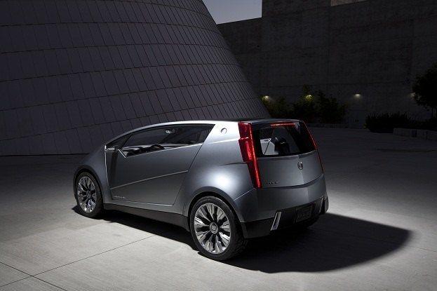 Small Car Big Charmer The Cadillac Utility Luxury Concept