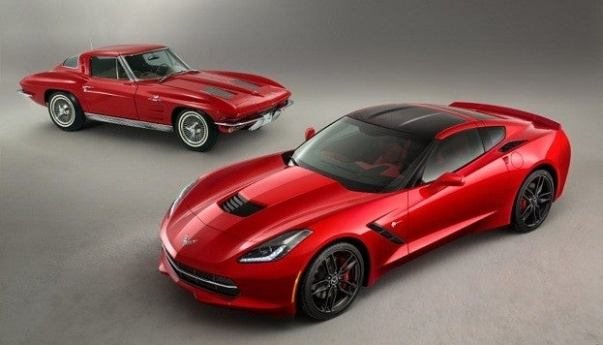 The Complete History Of The Corvette Stingray