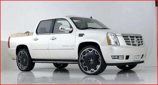 Cadillac Escalade convertible