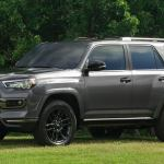 2019 Toyota 4runner Nightshade Edition All About Dat Traction