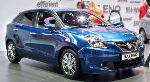 Baleno Modified