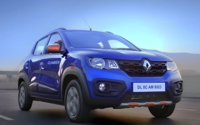 renault kwid modified