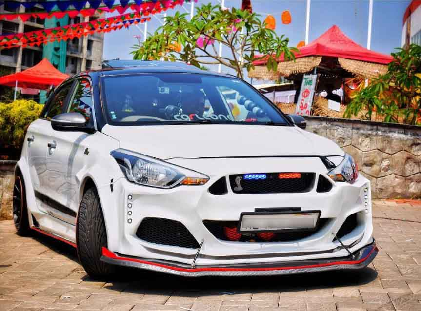 Top 6 Most Exquisite 2019 Hyundai Elite I20 Modified
