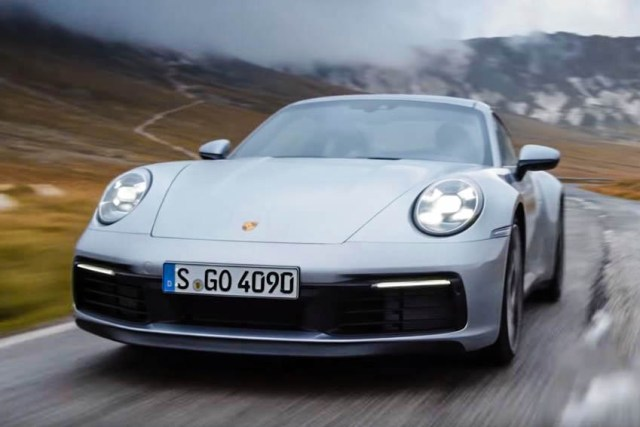 2019 porsche 911 turbo review images hybrid