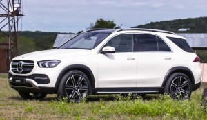 Mercedes Benz GLE 2019 in-depth drive review