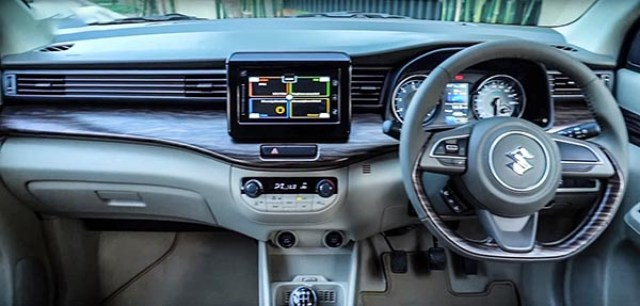 maruti ertiga 2018 2019 in depth review interiors
