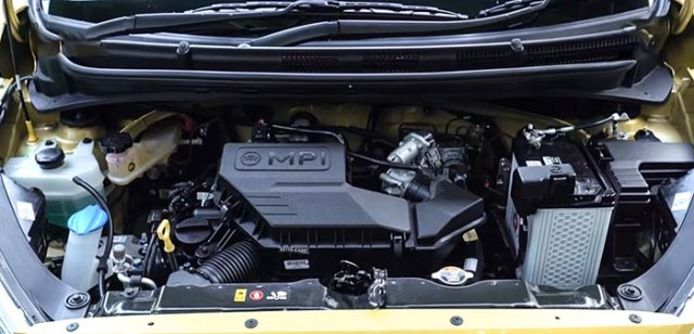 2019 Hyundai santro review engine