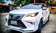 Top 10 Most Appealing 2018 Toyota Fortuner Modified SUVs Around