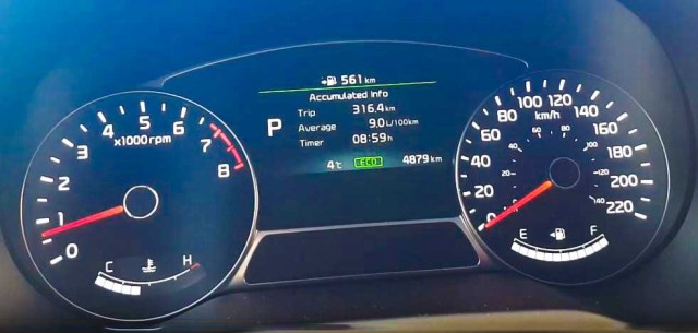 2019 Kia Soul Gas Mileage Fuel Economy Test – How Well It Performs?