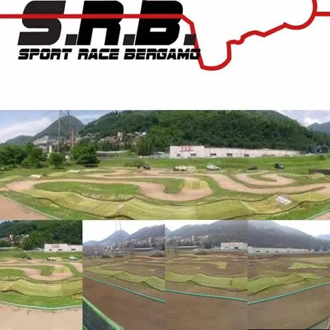 Nuova pista S.R.B Sport Race Bergamo (Nembro)
