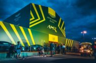 Aston Martin chose Losberger for 24 H Le Mans Race