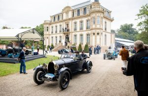 BCD Meetings & Events designs the 110-year celebration for Bugatti in Molsheim