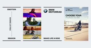 New brand identity and corporate design for BMW Motorrad