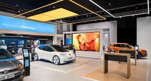 17,500 participants at Volkswagen dealer congress