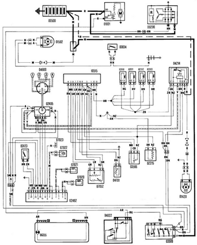 Fiat Punto Wiring Diagram Pdf  Somurich