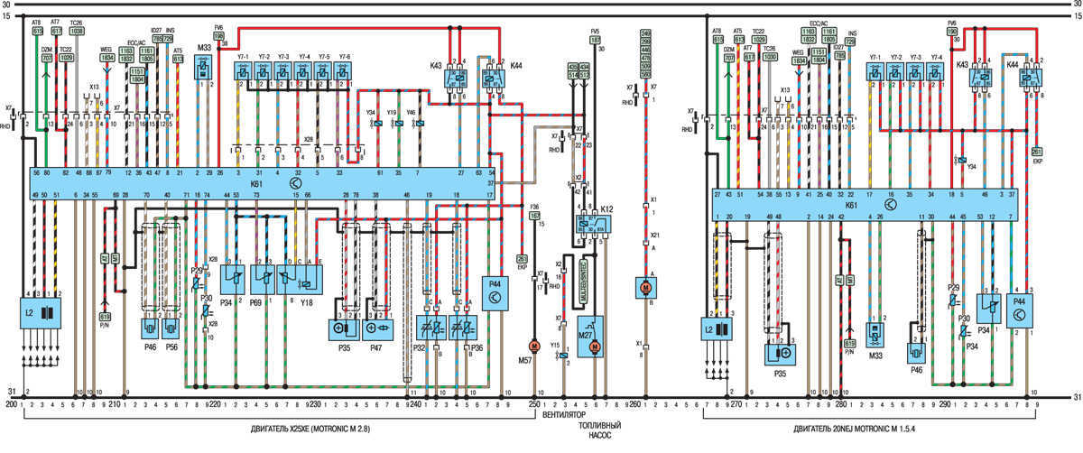 [Vectra B] [9502]  Wiring Diagrams | Vauxhall Owners