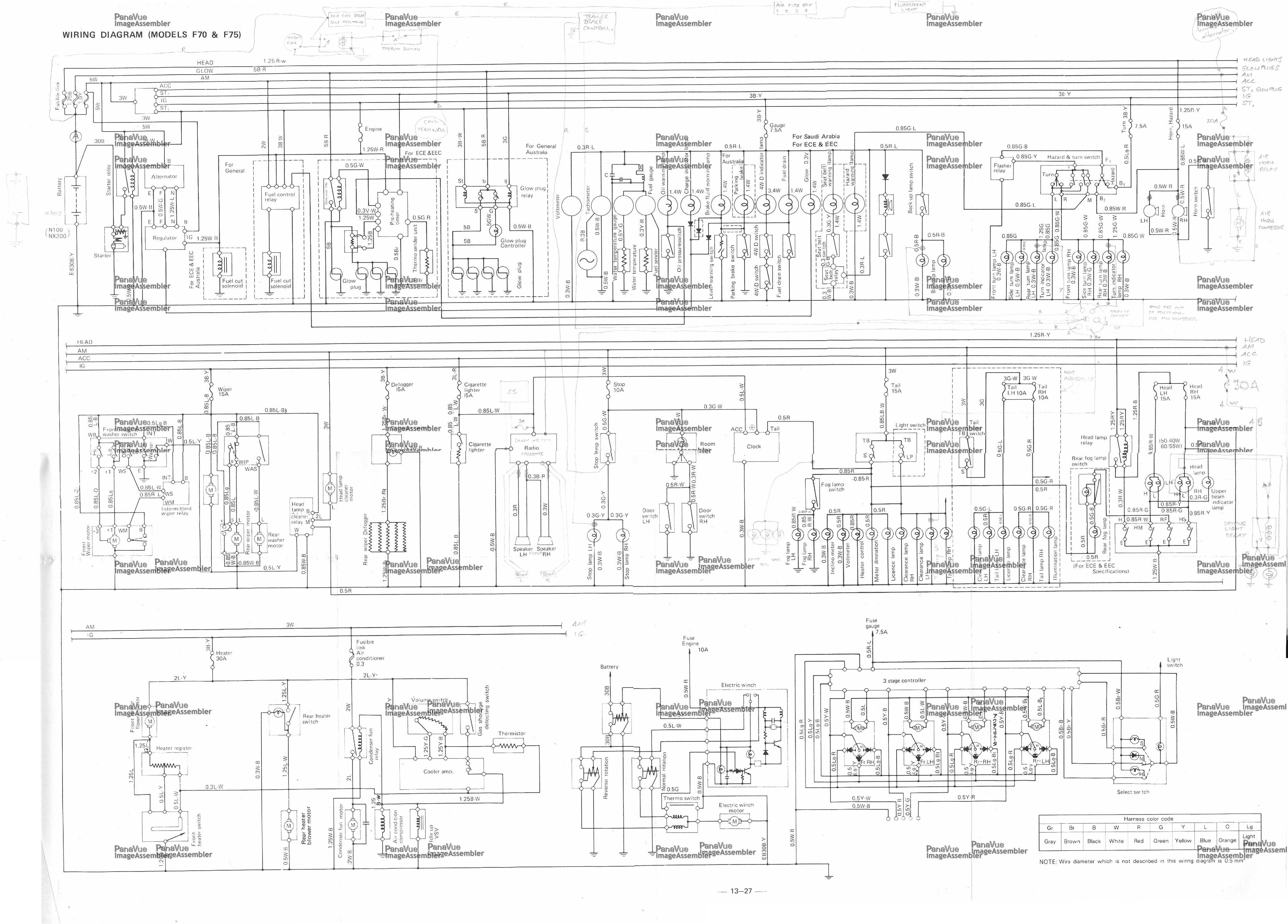 Daihatsu  Car Manuals PDF & Fault Codes DTC