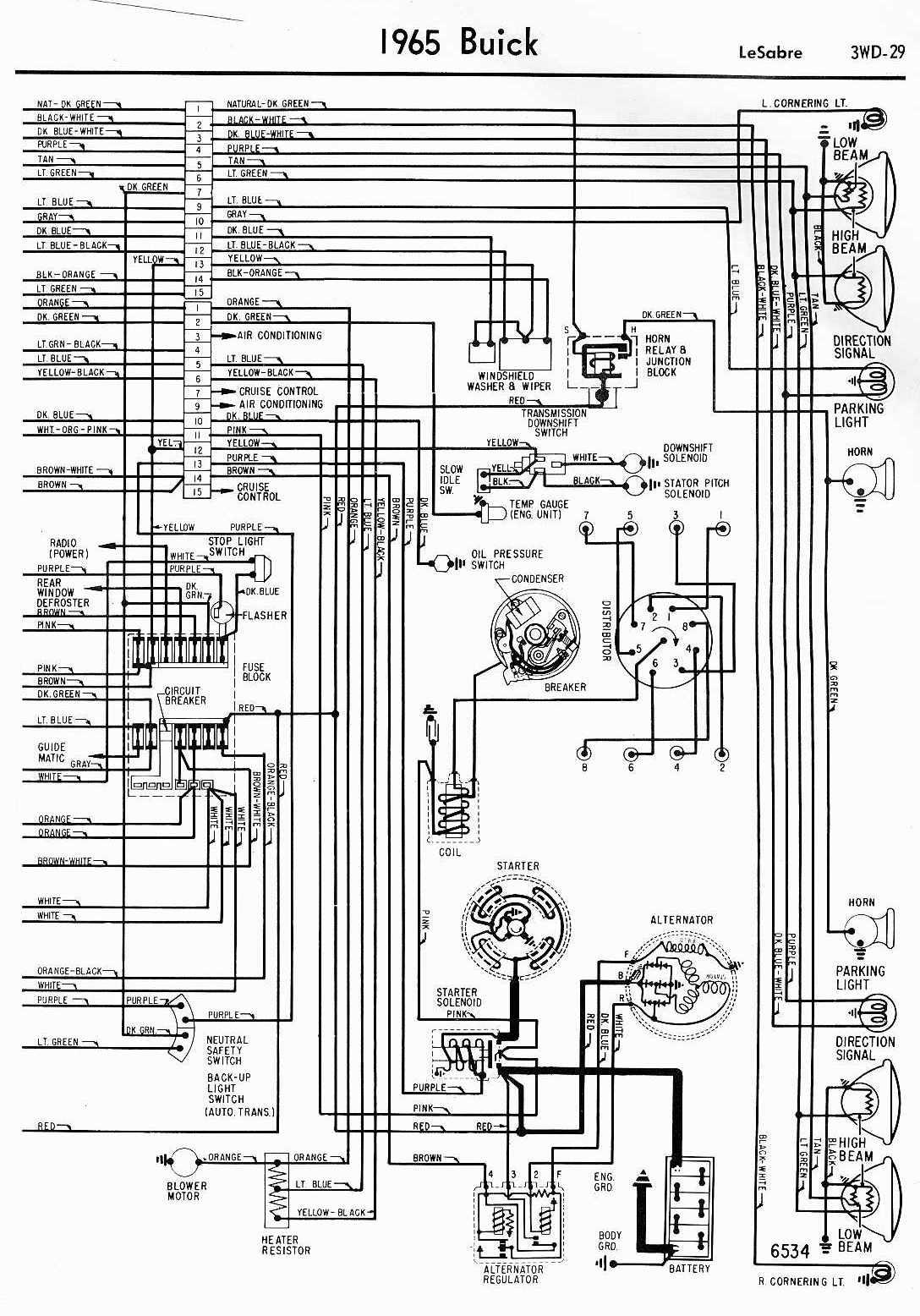 Electrical Wiring Diagram For 1941 1946 Studebaker President