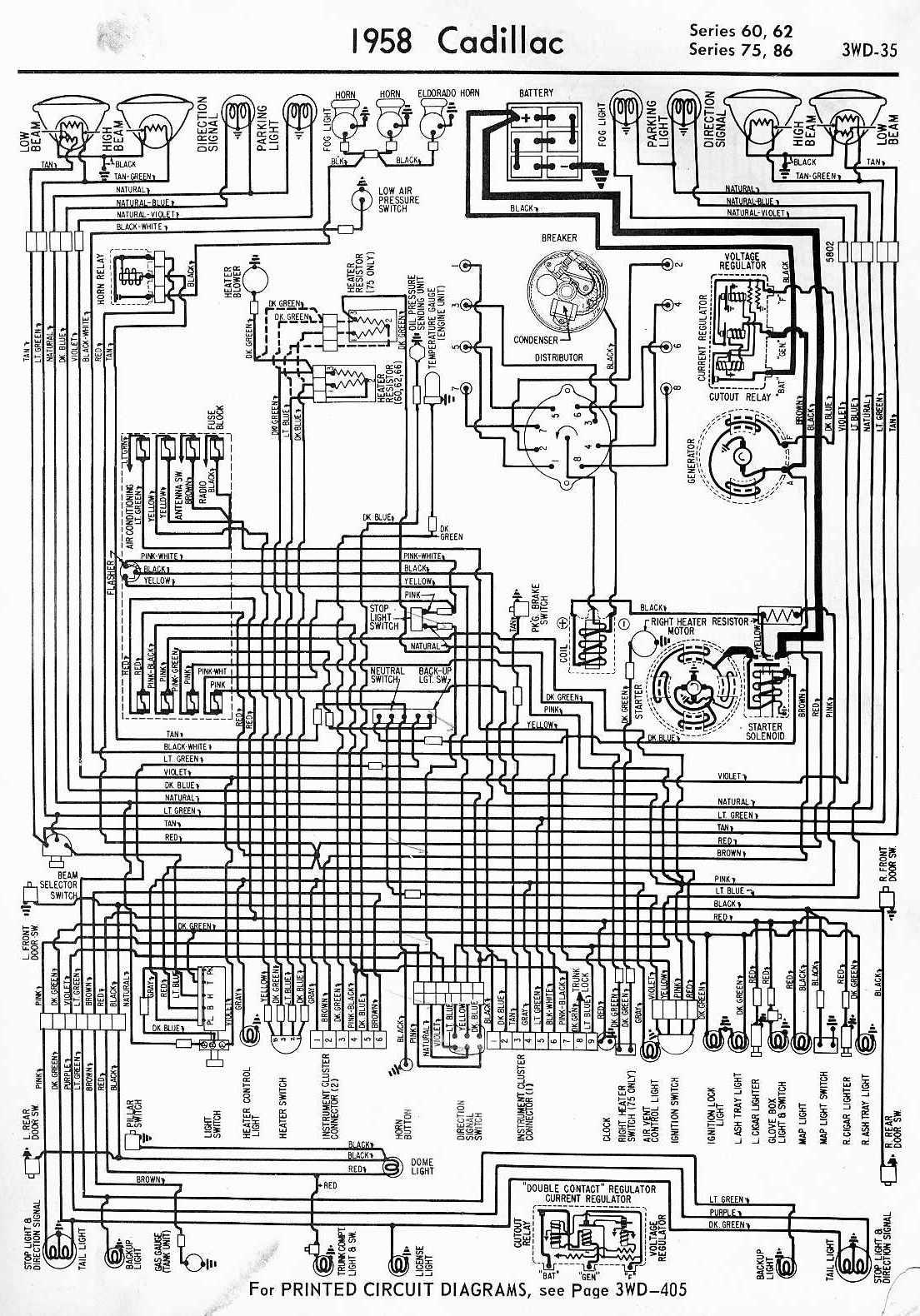 1969 Cadillac Eldorado Headlight Wiring  Best site wiring