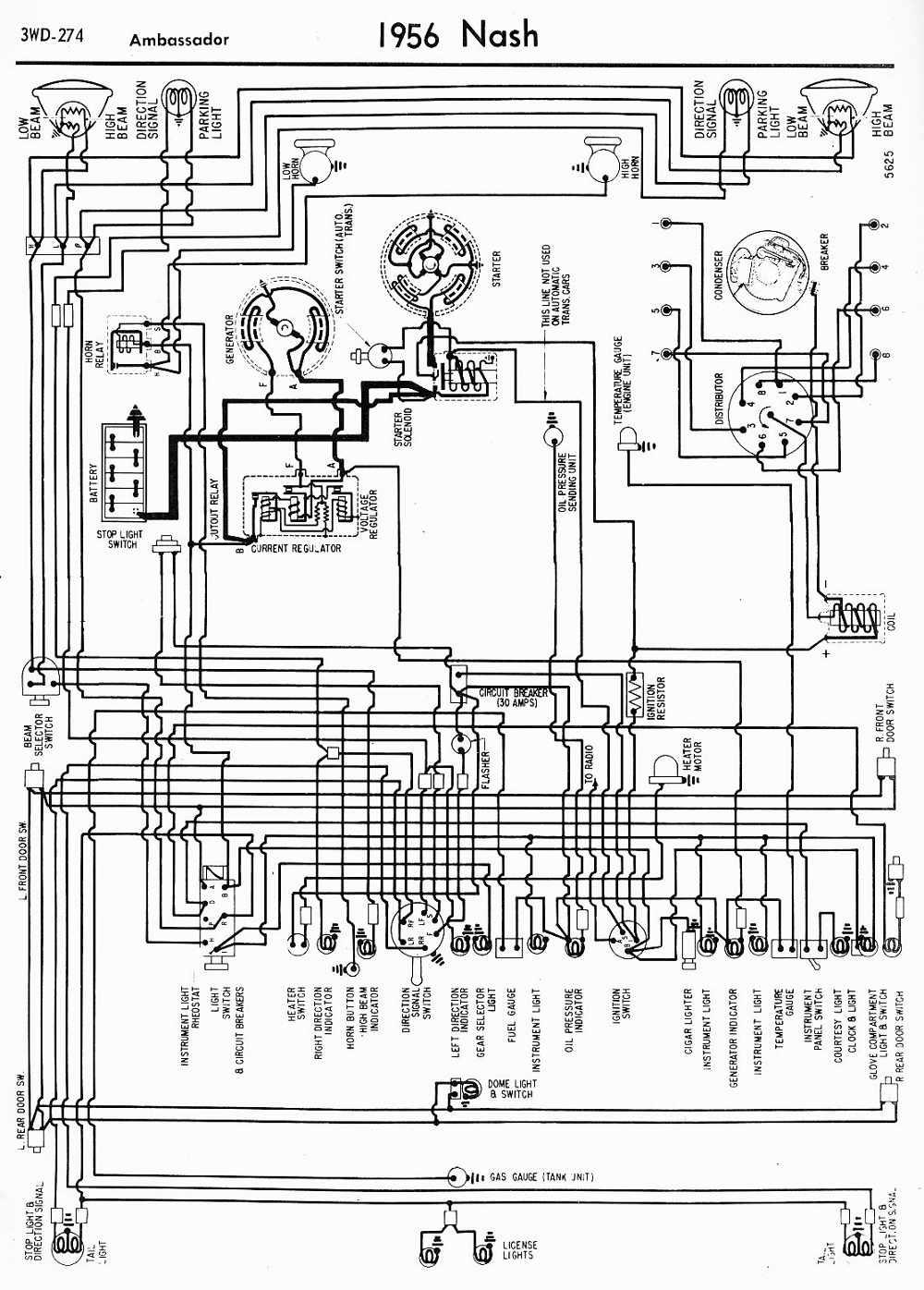 Nash  Car Manuals, Wiring Diagrams PDF & Fault Codes