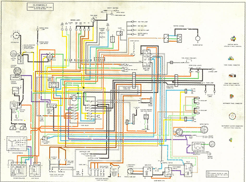 1969 Olds 442 Wiring Diagram 1995 Grand AM Wiring Diagram Wiring Diagram ~ ODICIS